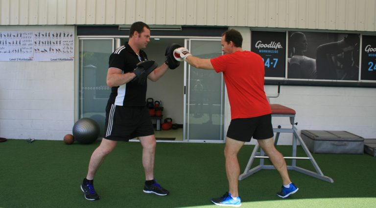 Boxing for Fitness Certified